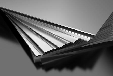 листовой прокат, металл